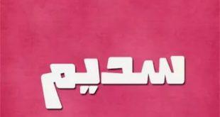 صوره معنى اسم سديم , معانى لطيفة ومميزة للاسماء ستفاجئك