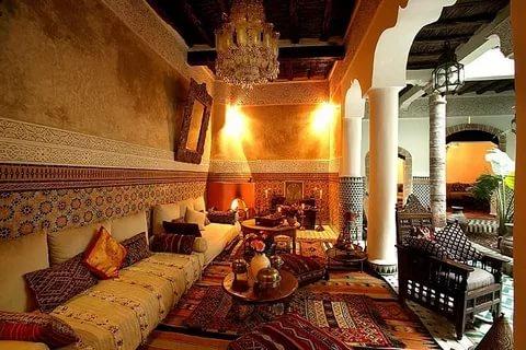 بالصور ديكور مغربي , اجمل التصميمات الفنية المميزة للديكورات المغربية 267 6