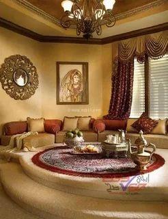 بالصور ديكور مغربي , اجمل التصميمات الفنية المميزة للديكورات المغربية 267 7