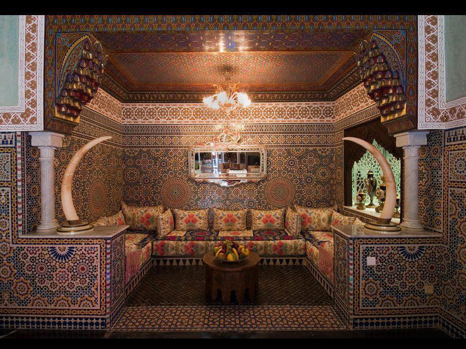 بالصور ديكور مغربي , اجمل التصميمات الفنية المميزة للديكورات المغربية 267 8