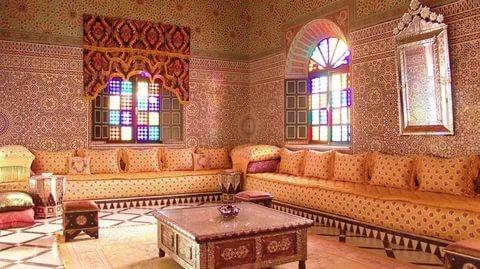 بالصور ديكور مغربي , اجمل التصميمات الفنية المميزة للديكورات المغربية 267 9