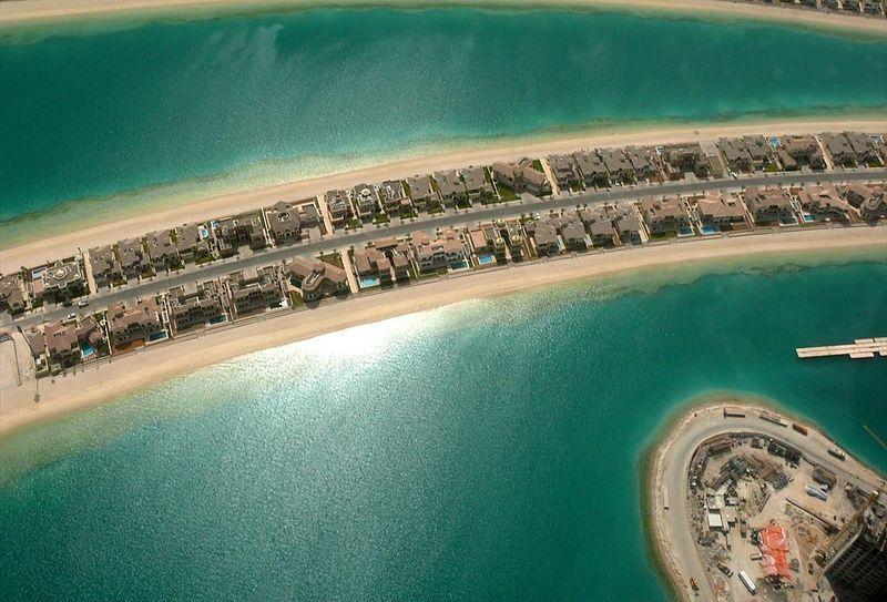 بالصور اكبر جزيرة صناعية في العالم , جزر صناعيه كثيرة والاكبر في العالم 2817 8