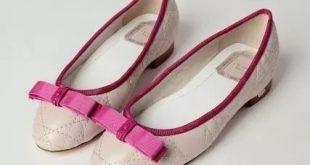 صوره موضة 2018 للبنات , احدث التصميمات الحديثة لاحذية البنات الفلات