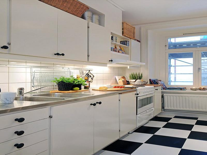 صوره بلاط مطابخ , احدث انواع بلاط مطبخ مودرن وشيك