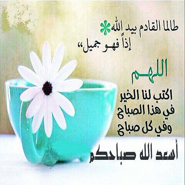 صورة ادعية صباحية , اجمل الادعيه الصباحيه التي تبدا بها يومك