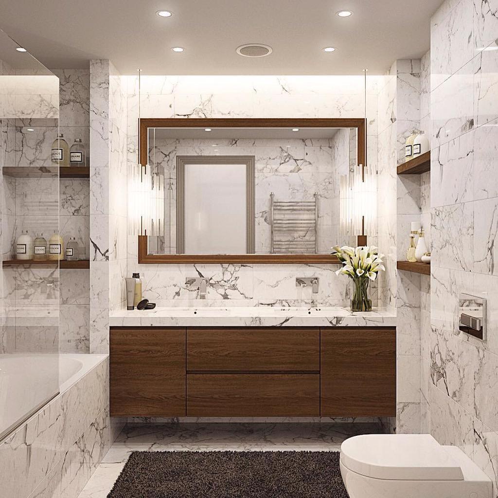صورة تصاميم حمامات , اجمل الافكار والتصميمات للحمامات 2868 2