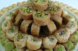 بالصور حلويات عربية , اجمل الحلويات العربيه وحلاوة طعمها 2883 2 310x205