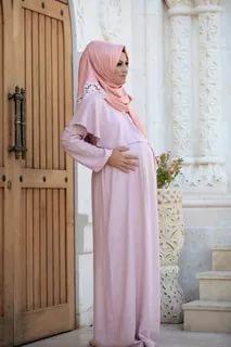 بالصور ملابس الحوامل , احدص التصميمات الجميلة للبس الحامل المحجبة 293 8