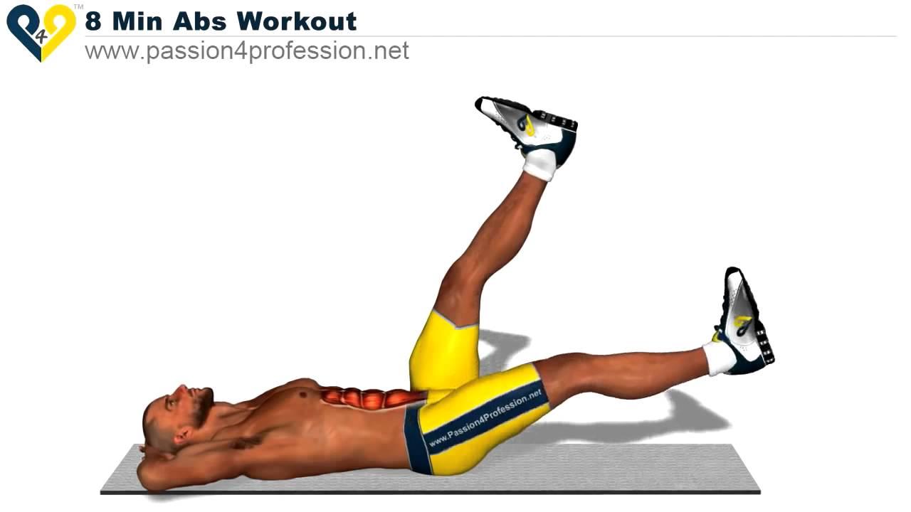 بالصور تمارين شد البطن للرجال , فيديو يوضح اسهل تمارين لتقوية عضلات البطن 296 1