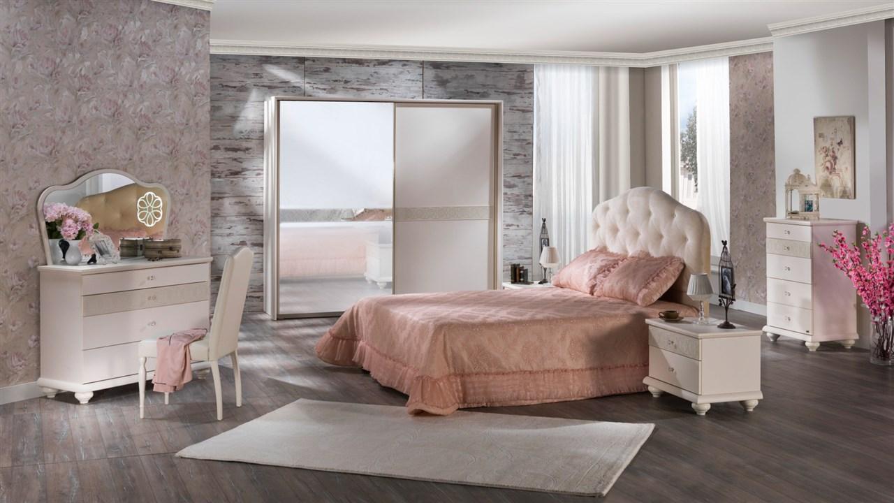 صوره غرف نوم بيضاء , احدث الصور والتصميمات لغرفة النوم بدهان ابيض