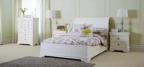 بالصور غرف نوم بيضاء , احدث الصور والتصميمات لغرفة النوم بدهان ابيض 336 7