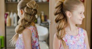 بالصور صور تسريحات شعر , اجمل تسريحات شعر طويل للبنات 337 10 310x165