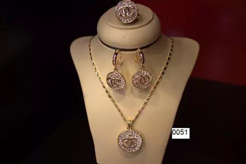 بالصور طقم ذهب , احدث التصميمات لاطقم الذهب لشبكة العروس 355 2