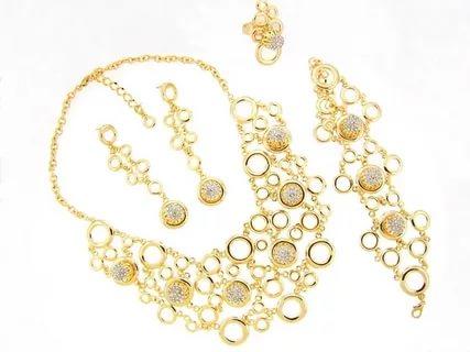 بالصور طقم ذهب , احدث التصميمات لاطقم الذهب لشبكة العروس 355 4