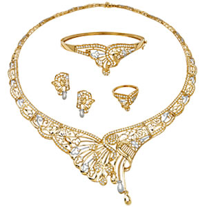 بالصور طقم ذهب , احدث التصميمات لاطقم الذهب لشبكة العروس 355