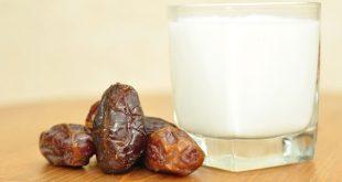 صورة رجيم التمر والحليب , تعرف على رجيم الطوارئ