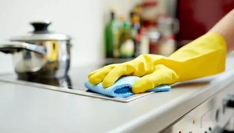 صور تنظيف المطبخ , اسهل واسرع الطرقة لتنظيف وترتيب المطابخ