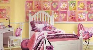 صوره ورق جدران ثلاثي الابعاد , اجمل تصميمات ورق الحائط الثر دى لغرف النوم