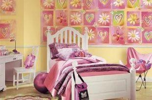 صورة ورق جدران ثلاثي الابعاد , اجمل تصميمات ورق الحائط الثر دى لغرف النوم