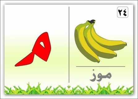 بالصور صور حرف الميم , اوضح صورة لحرف الميم لتعليم الاطفال 380 10