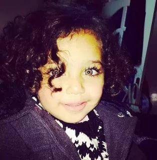 بالصور صور بنت صغيره , صورة رقيقة وجذابة لفتاة صغيرة سمراء 381 15