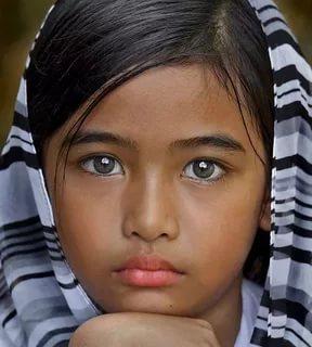 بالصور صور بنت صغيره , صورة رقيقة وجذابة لفتاة صغيرة سمراء 381 22