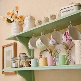 صور تزيين المطبخ , كيفية وضع زينة المطبخ وتجميلة