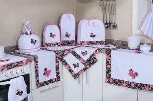 بالصور تزيين المطبخ , كيفية وضع زينة المطبخ وتجميلة 396 2 310x205
