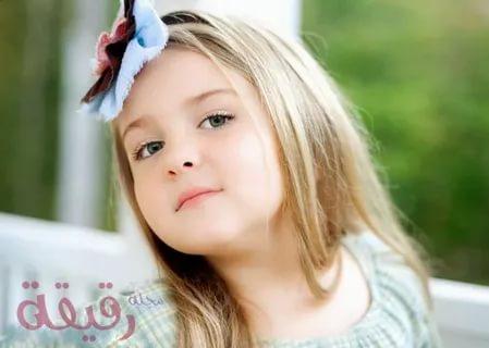 بالصور اجمل صور اطفال بنات , صورة رائعة لطفلة بنت رقيقة 430 11