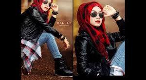 صور حجابات عصرية , اطلالات جديدة وعصرية للحجاب
