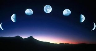 صوره منازل القمر , كيفيه رصد منازل القمر