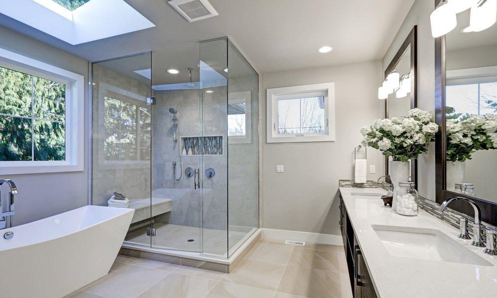 صوره ديكورات الحمامات , اجمل تصميمات لديكور الحمام
