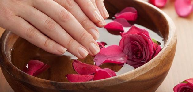 بالصور ماء الورد للشعر , طريقة استخدام ماء الورد للشعر 533