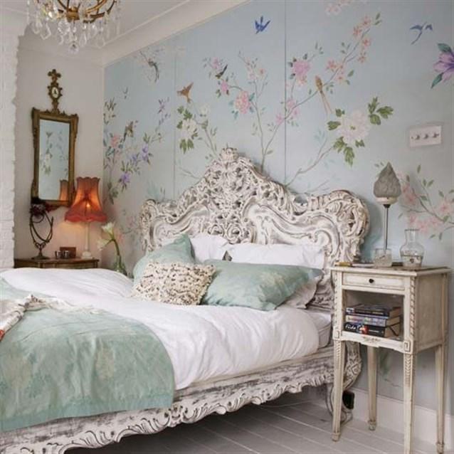 صوره ورق جدران غرف نوم , تصميمات رائعة لورق الحائط