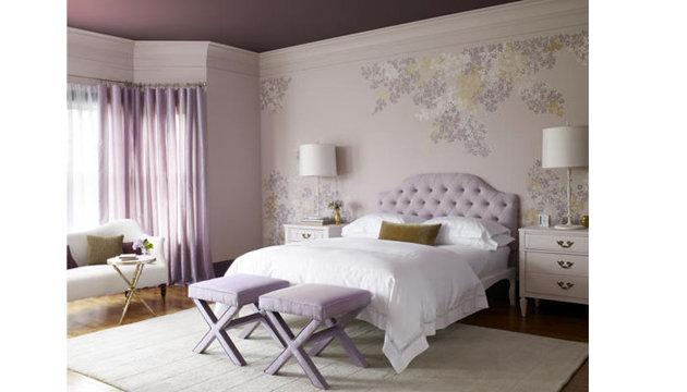 بالصور ورق جدران غرف نوم , تصميمات رائعة لورق الحائط 539 12