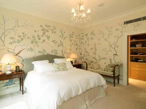 بالصور ورق جدران غرف نوم , تصميمات رائعة لورق الحائط 539 7