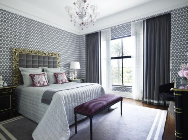بالصور ورق جدران غرف نوم , تصميمات رائعة لورق الحائط 539 9