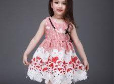 صوره فساتين سواريه اطفال , فستان سهره شياكه للاطفال