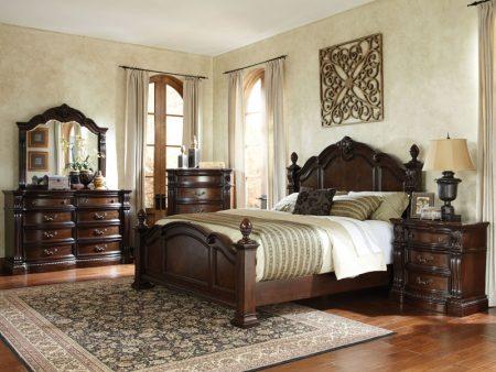 بالصور غرف نوم كلاسيك , عشاق الديكورات الكلاسيك لغرف النوم 572 6