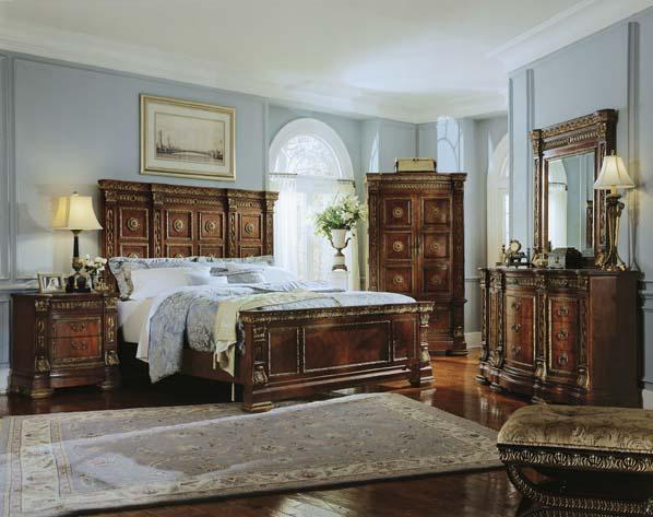 بالصور غرف نوم كلاسيك , عشاق الديكورات الكلاسيك لغرف النوم