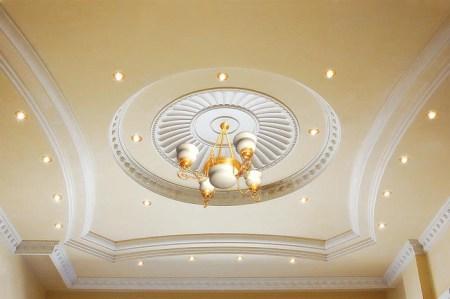 بالصور ديكورات جبس اسقف , احدث تصميمات لديكورات الجبس 771 13