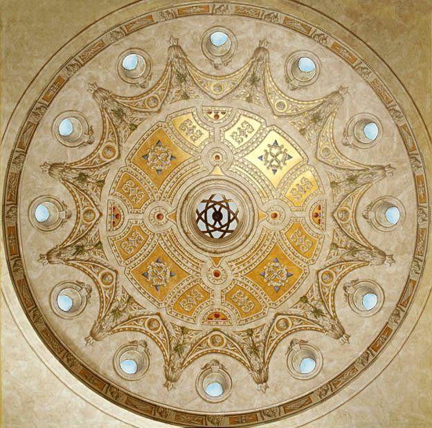 بالصور ديكورات جبس اسقف , احدث تصميمات لديكورات الجبس 771 15