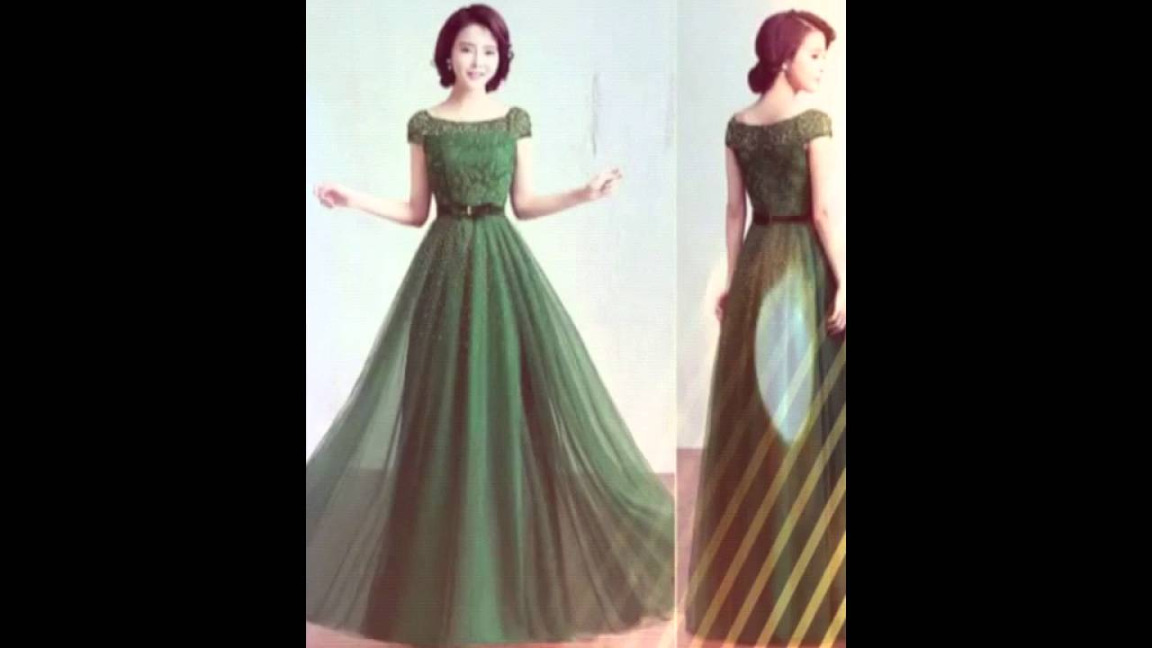 صور فصالات فساتين , اجمل تفصيلات الفساتين للمحجبات