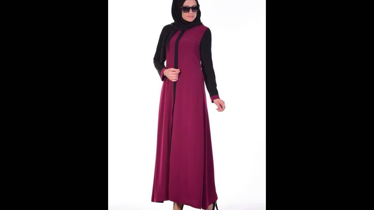 بالصور فصالات فساتين , اجمل تفصيلات الفساتين للمحجبات 781 10