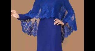 صوره فصالات فساتين , اجمل تفصيلات الفساتين للمحجبات