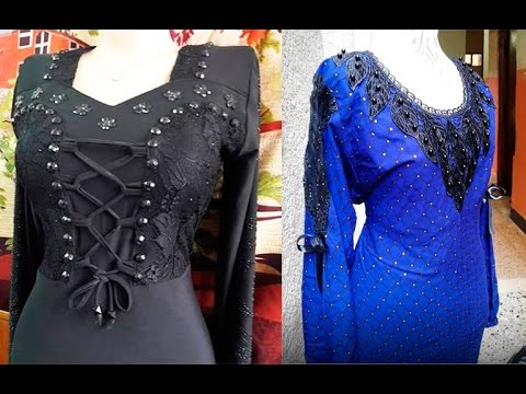 بالصور فصالات فساتين , اجمل تفصيلات الفساتين للمحجبات 781 6