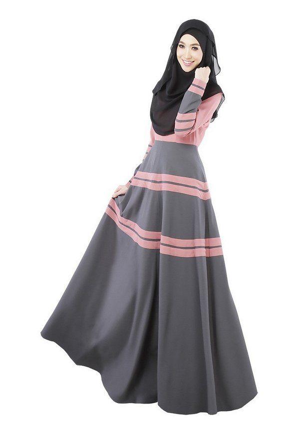 بالصور فصالات فساتين , اجمل تفصيلات الفساتين للمحجبات 781 9