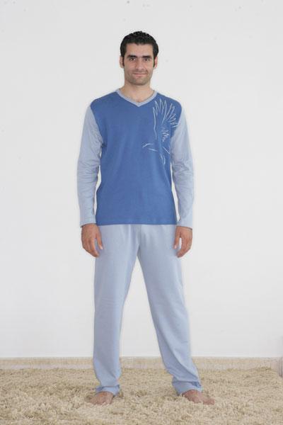 بالصور ملابس نوم , اجمل بيجامات رجالي للنوم 803 26