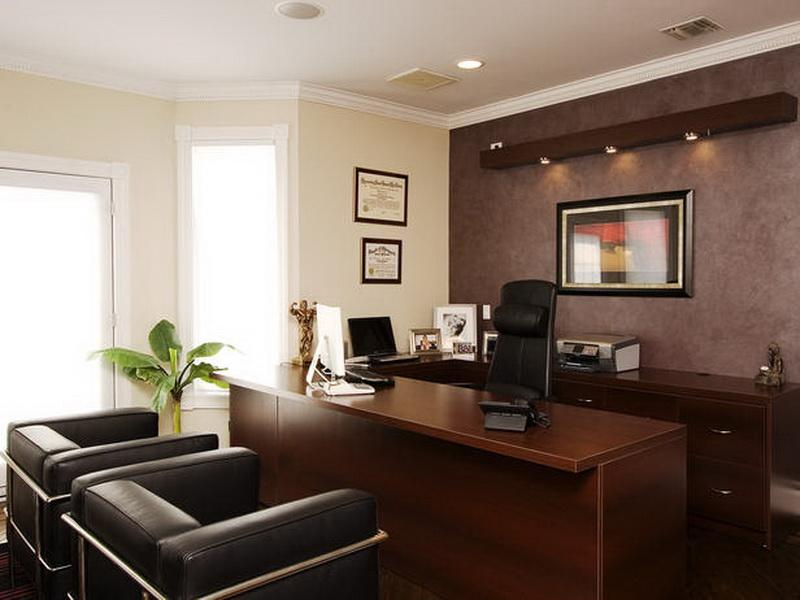 بالصور ديكورات مكاتب , ديكورات انيقة ورائعه لمكاتب العمل 808 9