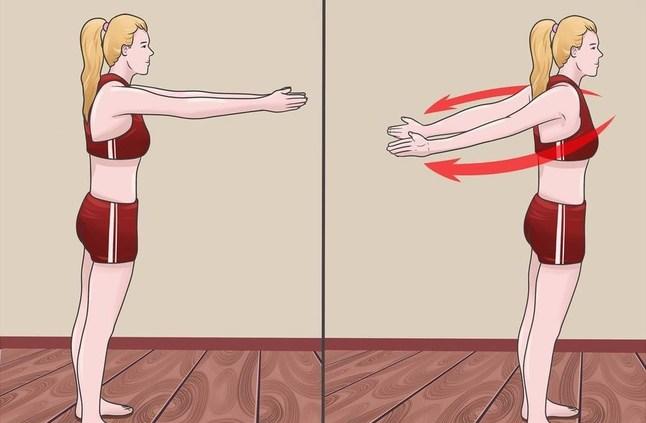 صوره تمارين شد الصدر , اهم التمارين لرفع وشد الثدي